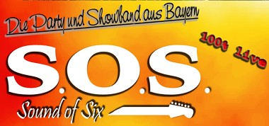 Party- und Showband SOS