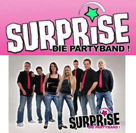 Party- und Showband Surprise